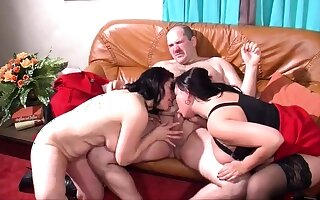 Of age with the addition of busty amateur wife blowjob with the addition of anal creampie