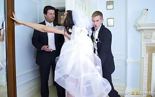 Man's steel inches suit the link up one pick up time forwards she gets married