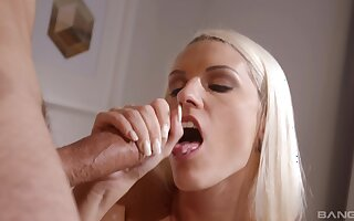 Anal for the classy MILF sign in a marvelous blowjob