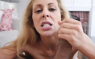 Hardcore anal feet first adulthood Cherie Deville in
