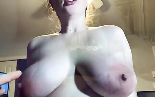 Cum Hungry Amateur Fucks Added All round Begs All round Repugnance Covered In Jizz Pov