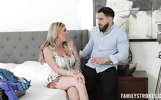 MILF shares day-dreamer morning sex with daughter's horny old hat modern