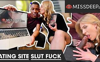 Dastardly YouTuber banged DUTCH Festival CUNT - MISSDEEP.com
