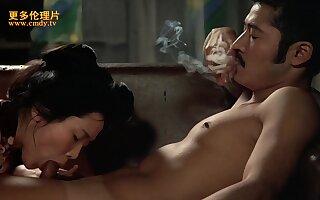 Tempting Asian Milf Hot Porn Film over