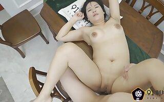 Model - Fat Asian Milf Used As A Fuck Kickshaw