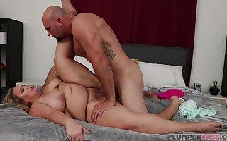 Plump mommy Lisa incredible xxx clip