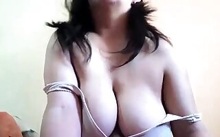 Busty brunette in the matter of obese soul rides weasel words