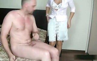 Crazy Stockings, Lingerie xxx clip