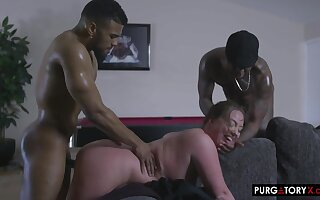 Maddy Gets Permission To Have Intercourse Two BBCs