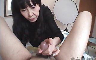 Shinobu Nanjo Uncensored Weak Exotic Old Age Profit Irresistible Such Beauty Mature 59 Year Old Shinobu Nanjo