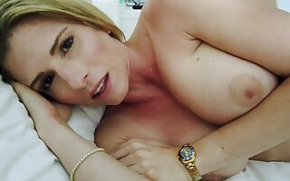 Sharing a Bed with my Step Mom primarily Hot Summer Unlit - Cory Chase