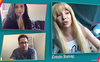 Joanna Angel Interview With Kenzie Reeves