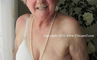 OmaGeiL Extremly Compilation be advisable for Granny Pictures Slideshow